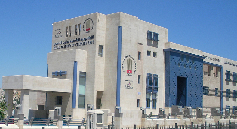 The Royal Academy of Culinary Arts (Les Roches Jordan) opens as a branch campus in Jordan