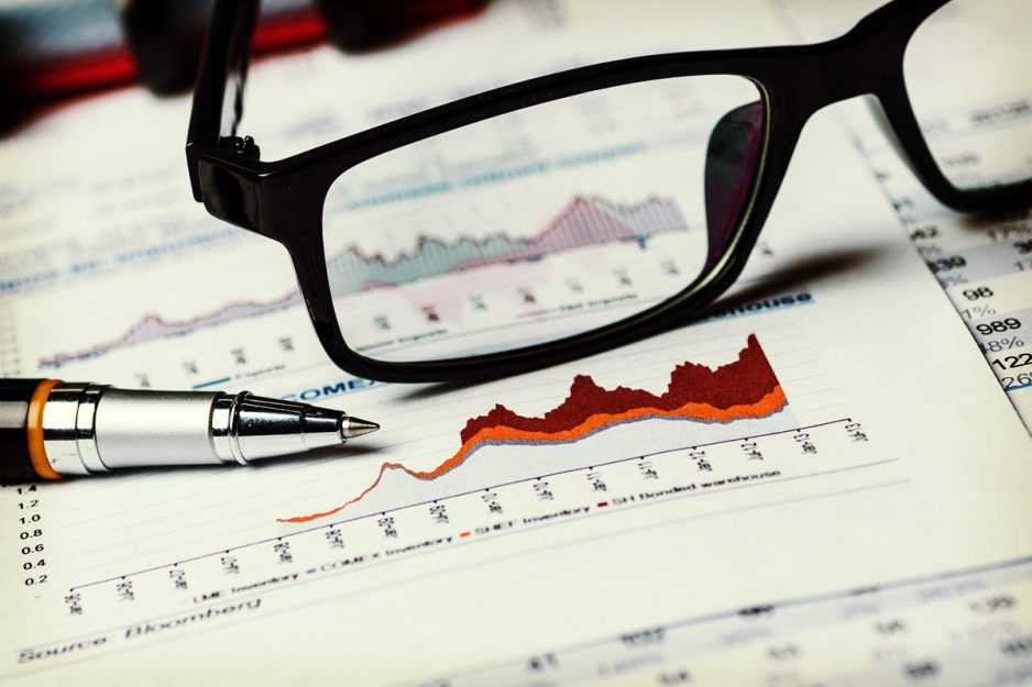 Graphs and charts analysis
