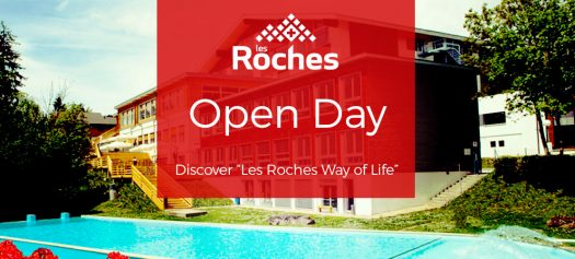 Les Roches Switzerland Open Day (in Bluche)