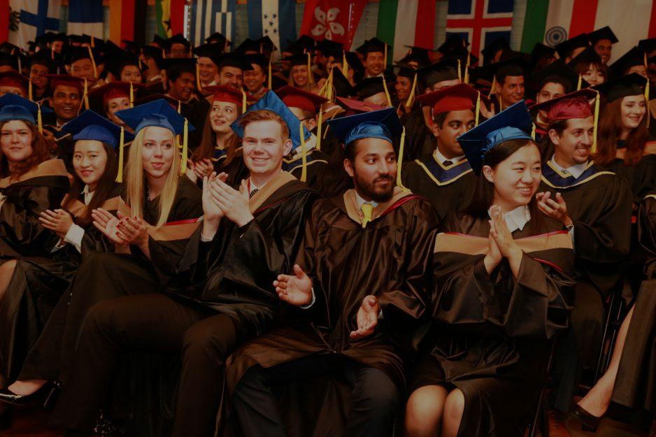 graduation ceremonie