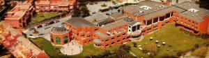 Les Roches Marbella Campus: Vista aérea