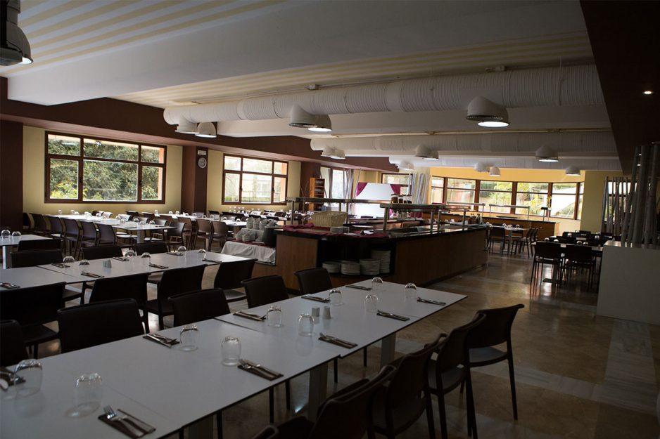 Restaurante buffet Marché