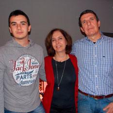 Testimonial de la familia Alberto Pérez