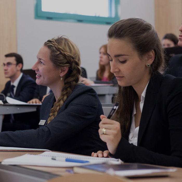 Financiación y ayudas financieras Les Roches Marbella