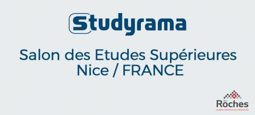 Salon Studyrama des Etudes Supérieures de Nice