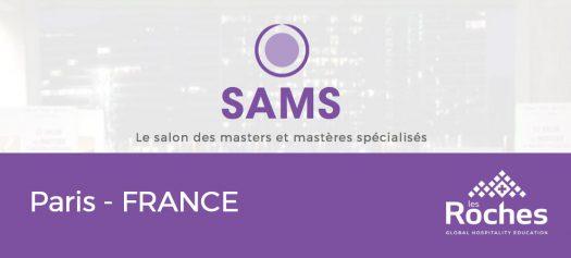 Le Salon des Masters et Mastères du Monde- Paris