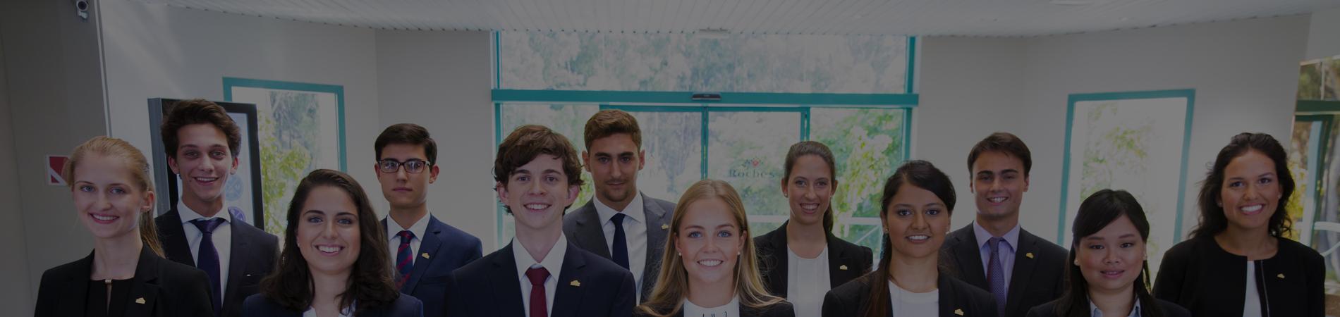 Estudiantes aceptados en Les Roches Marbella
