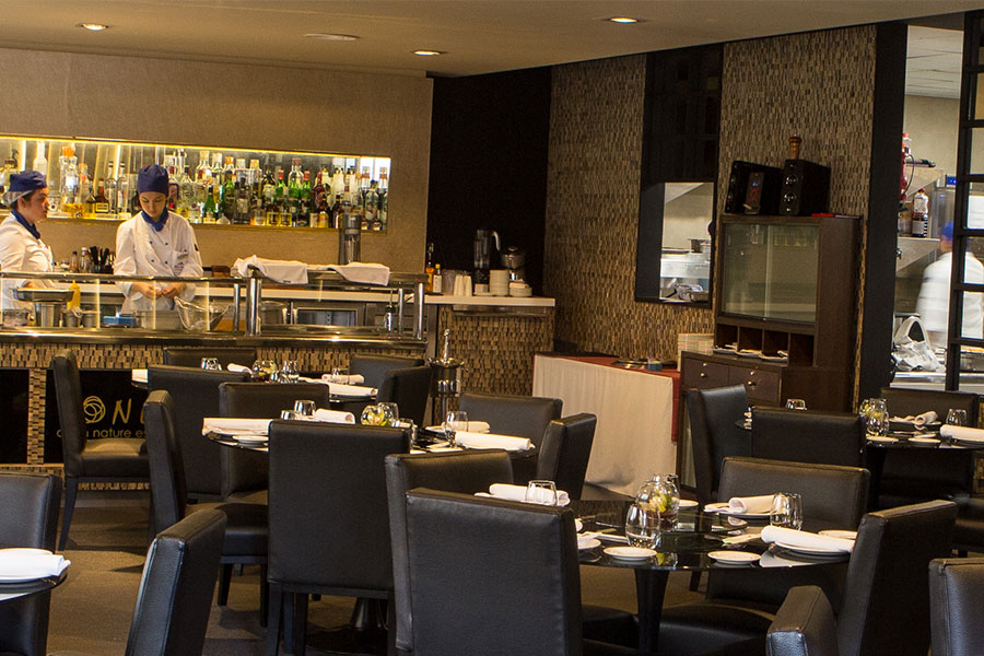 Restaurante ONE LRM