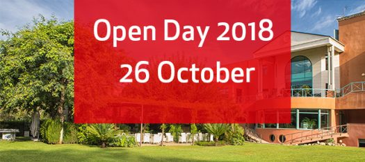 open day 26 october